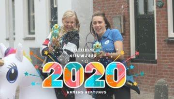 Spetterend 2020!